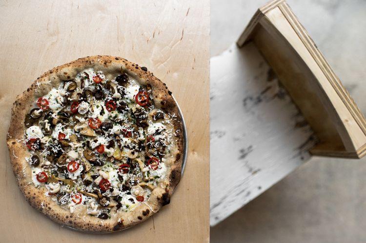 Mushroom Pizza - danielkrieger | ello