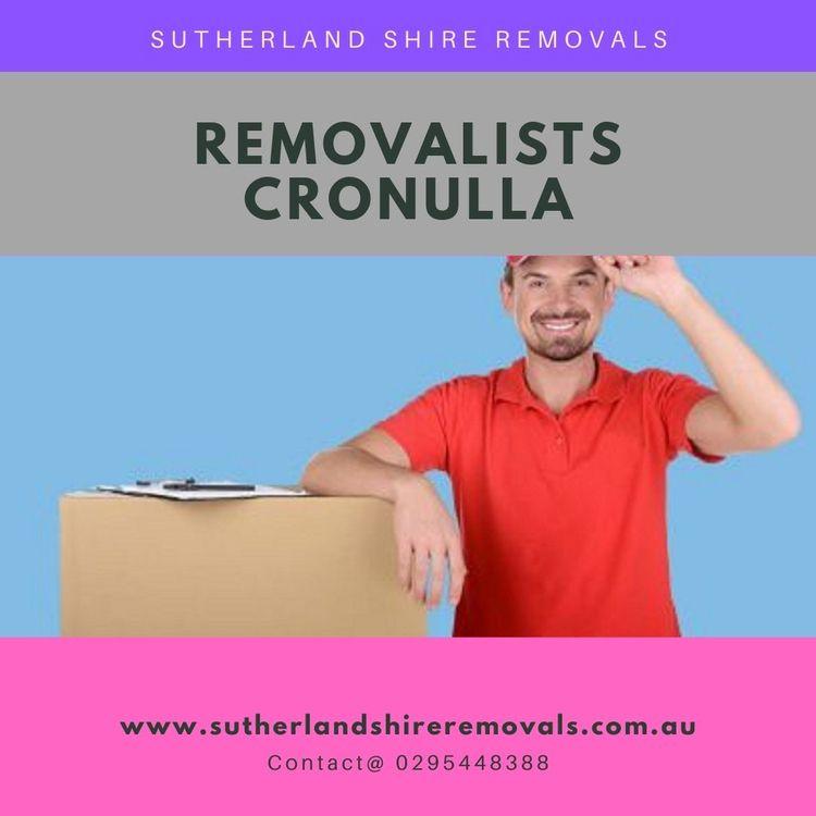 Removalists Cronulla removalist - sutherlandshire001 | ello