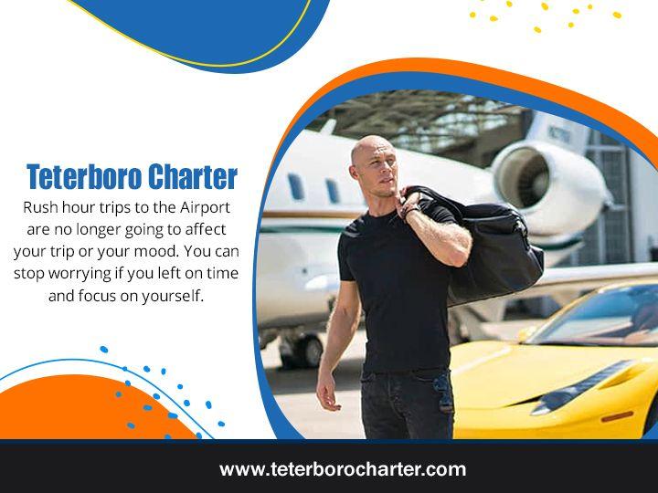 Teterboro Charter Schedule Serv - teterborocharter | ello