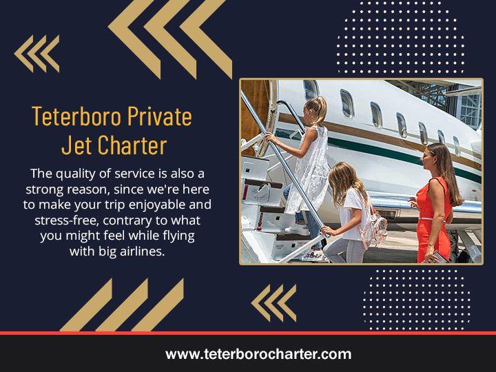 Teterboro Private Jet Charter H - teterborocharter | ello
