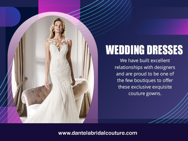 Choose designer Wedding dresses - weddingdresseschicago | ello