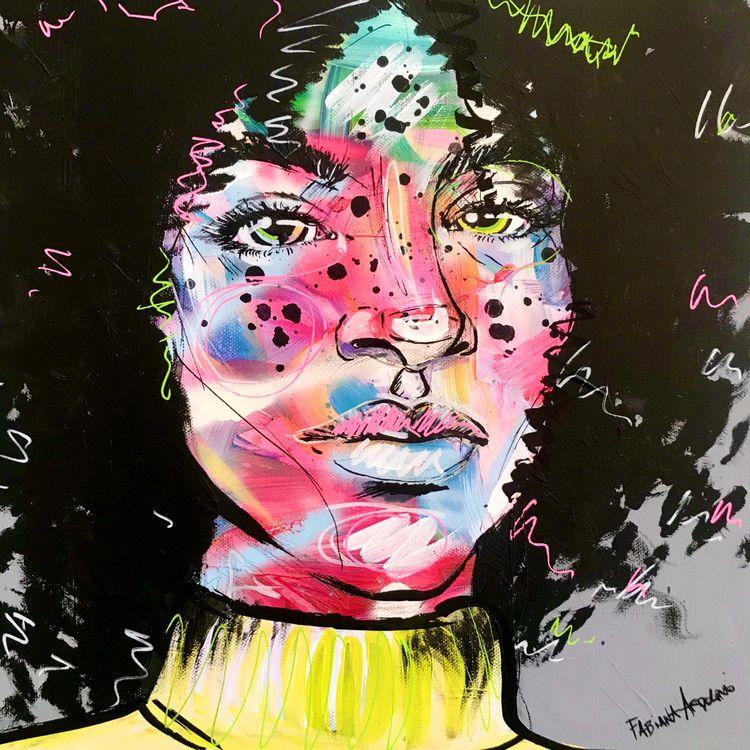 Black art Matters. Stop violenc - fabianardolino | ello