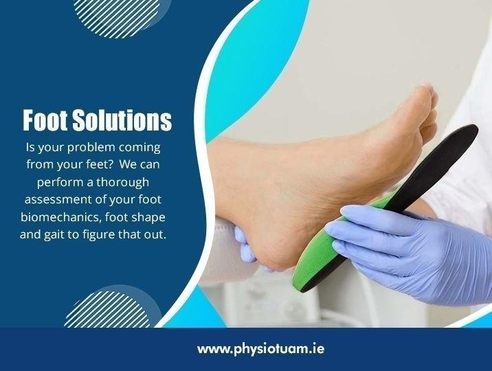 Foot Solutions Ireland Professi - physiotuam   ello