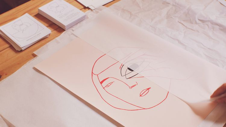 Fine art print uinverso.shop - uinverso | ello