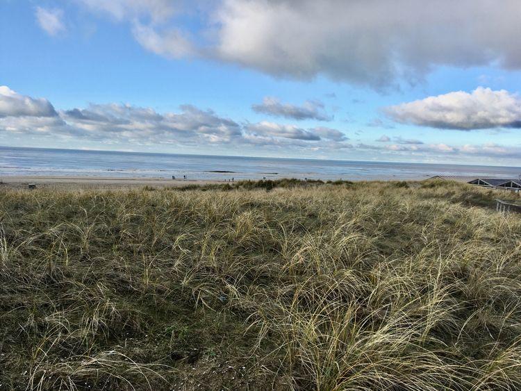 Katwijk Holland north sea dunes - loran_kuijpers | ello