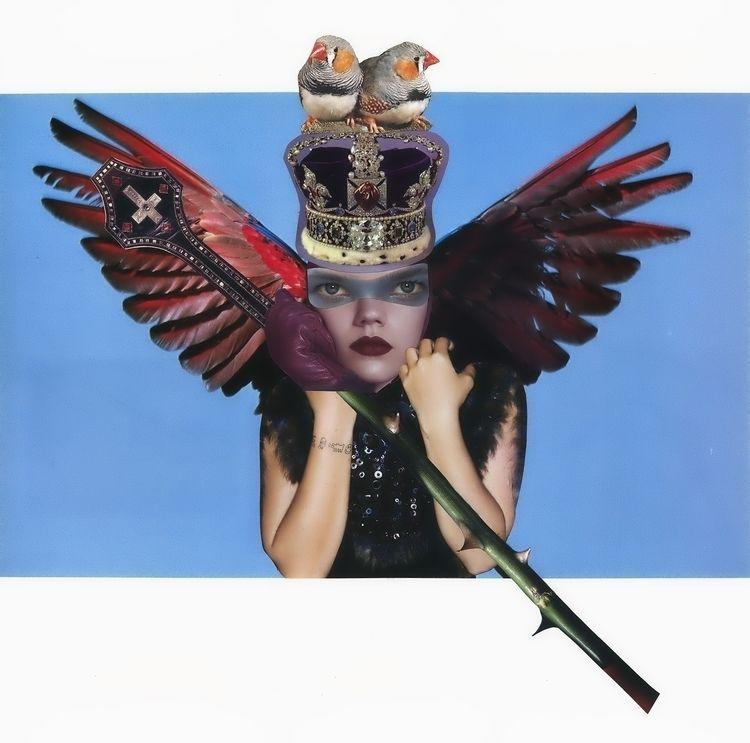 Collage analogcollage#contempor - bepbroos | ello