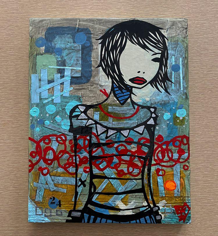Finishing artwork. Believers 12 - aaronkraten | ello