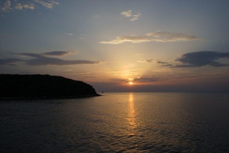 sunset, nature - brypalla | ello