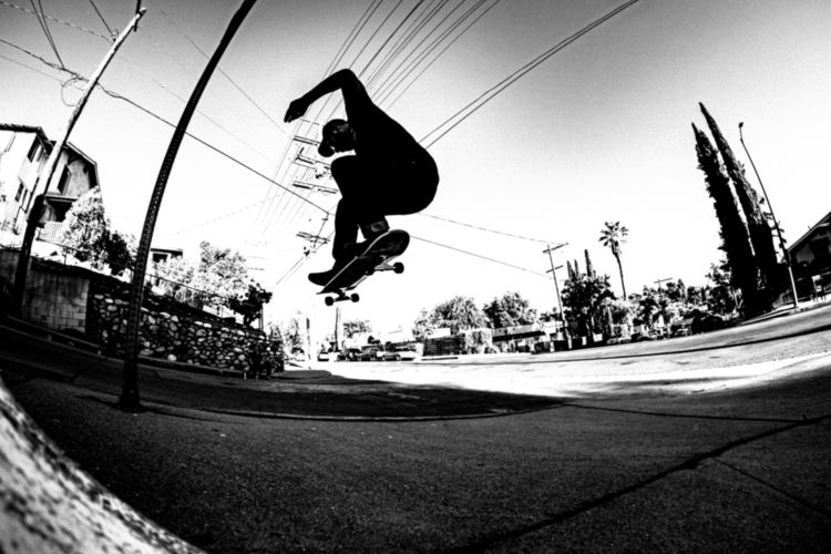 Alex Rivera, Ollie Eagle Rock,  - mp-yoon | ello