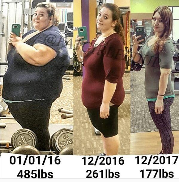 Woman Lost 300 lbs Shares Inspi - erikemanuelli | ello