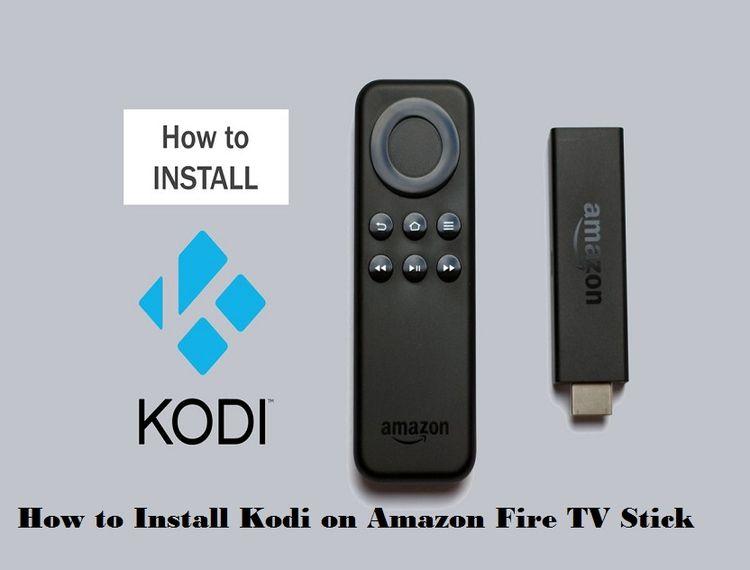 Install Kodi Amazon Fire TV Sti - oliverjackuk55   ello