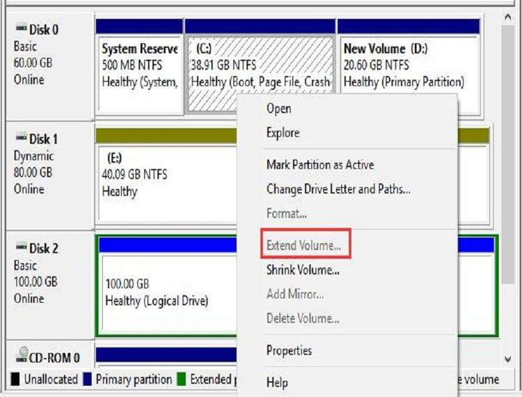 Merge Disk Partitions Windows 1 - oliverjackuk55   ello