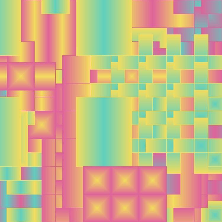 Geometric Shapes / 210225 - sasj | ello
