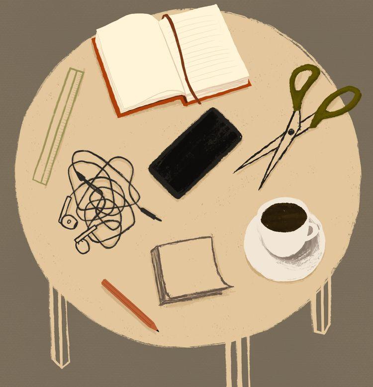 table. life - leraelur | ello