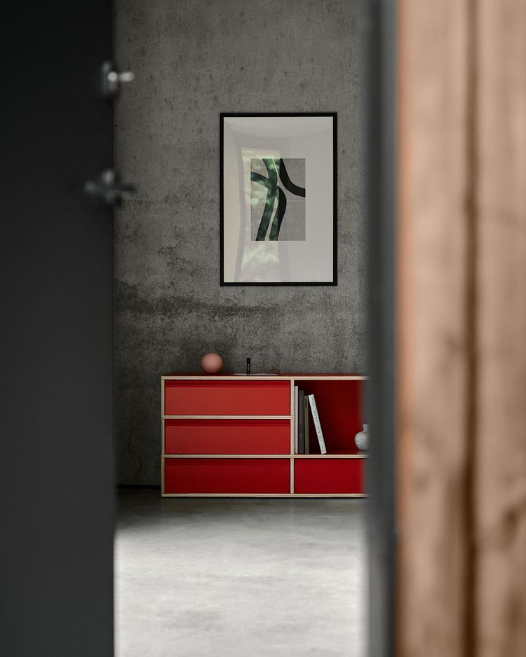 cue launched Type02 Sideboard,  - thisispaper | ello
