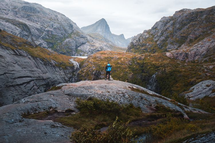 Lofoten Islands, Norway visit c - dis_satisfied | ello