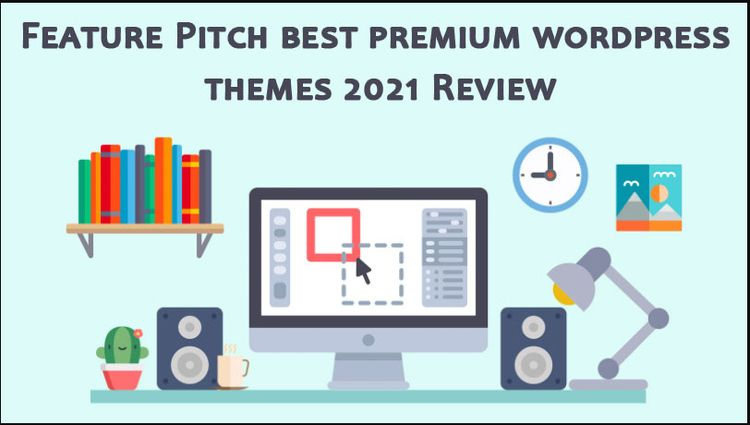 Feature Pitch premium wordpress - pioneerslots | ello