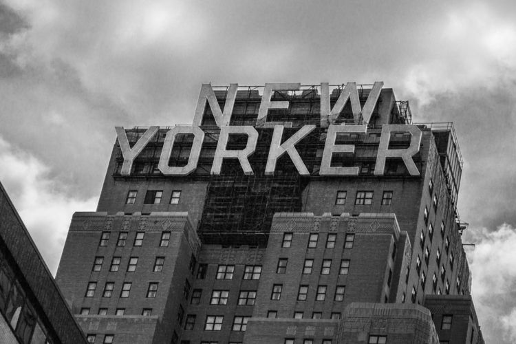 Yorker. photograph 34th St Manh - vincentwinther | ello