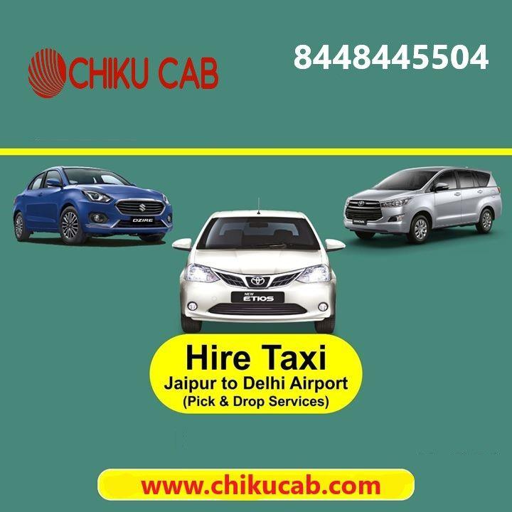 Book Jaipur Delhi Taxi Chiku Ca - chikucabpriya | ello