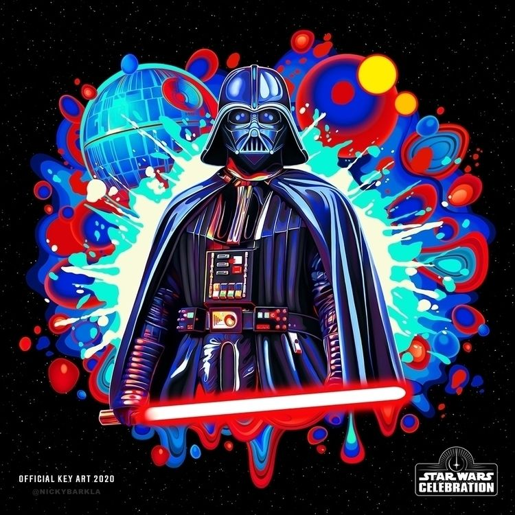 Official 'Star Wars Celebration - nickybarkla | ello