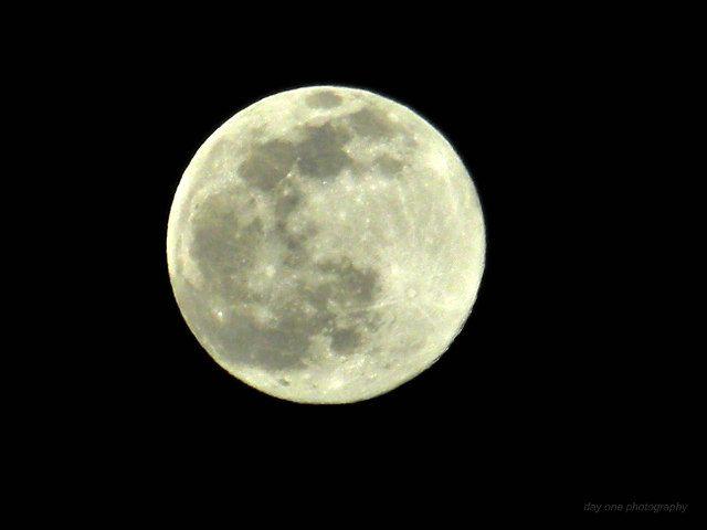 Snow Moon. February 27, 2021. P - fredasvoice | ello