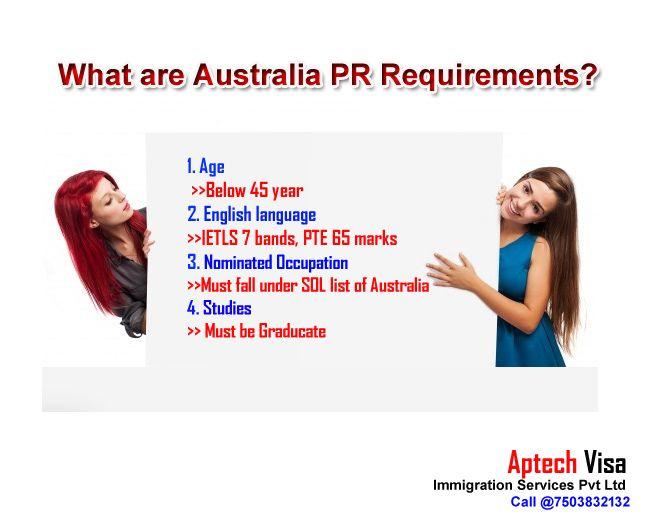 Seeking Australia PR Visa 2021 - aptechglobal | ello