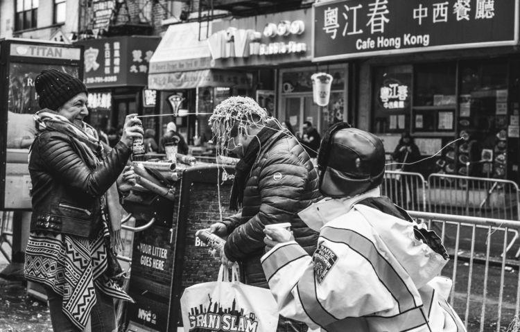 Streetphotography, NYC, Chinatown - jedilost1 | ello