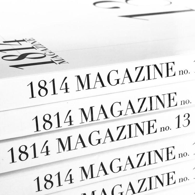 1814magazine Post 03 Feb 2021 15:44:37 UTC   ello