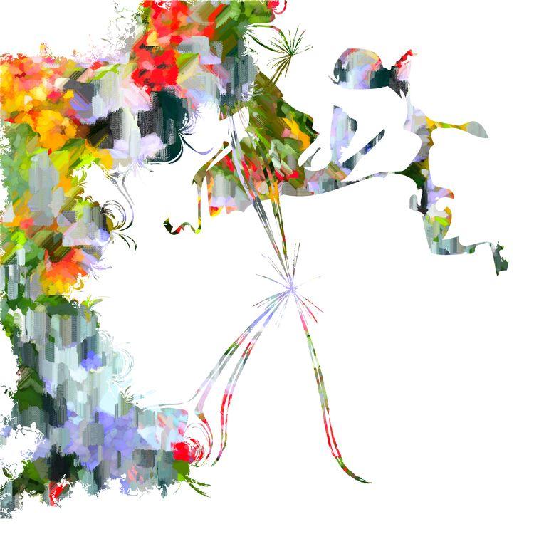 Damaged Flowers - photoremix, art - paulsmedberg | ello