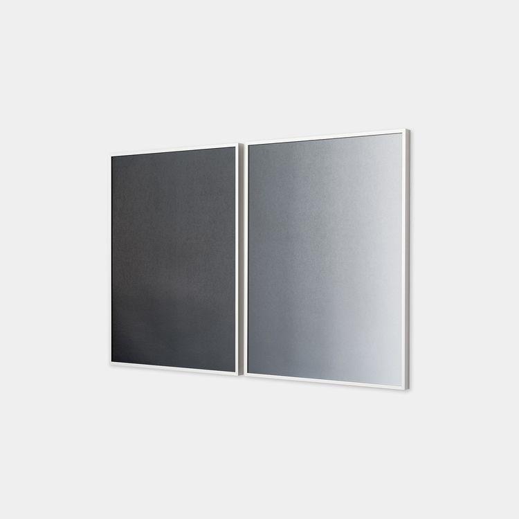 split-fountain diptych print se - minimalissimo | ello