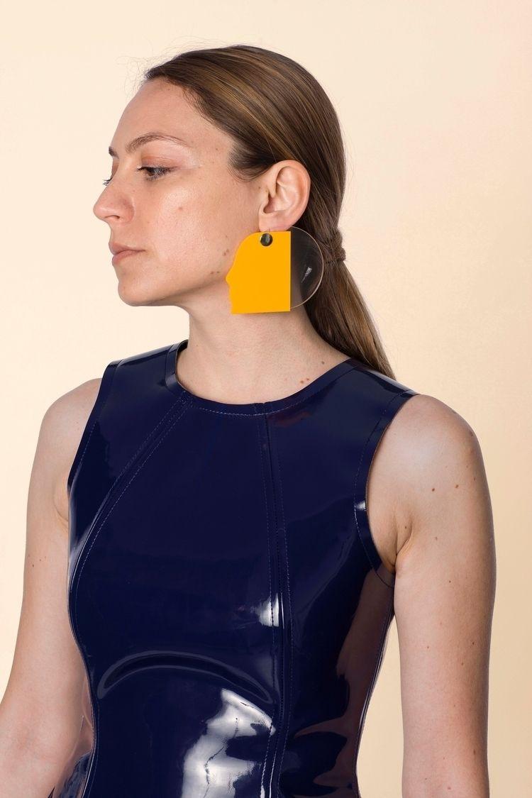 giveaway face earrings Instagra - ecesahin | ello