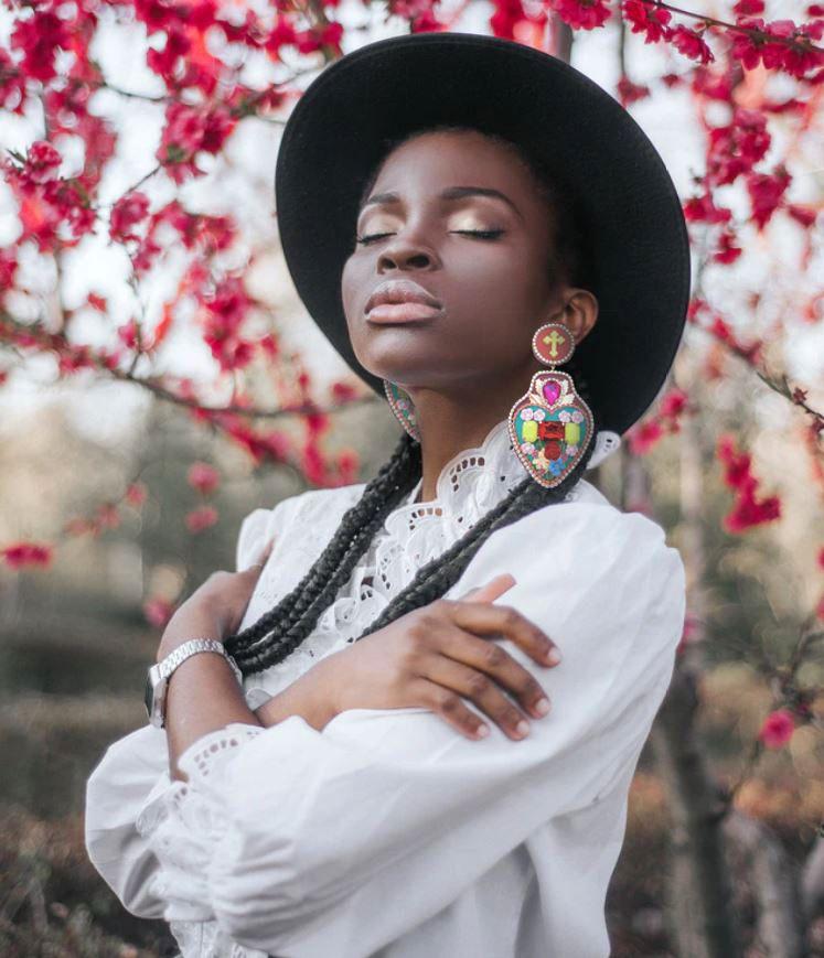 exvoto ultra light earrings / h - mouchkine-jewelry | ello