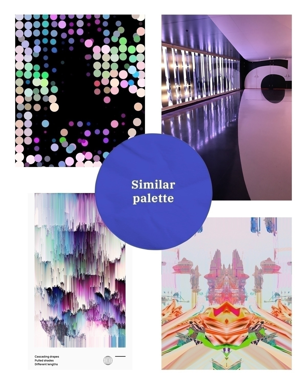 Similar palette training graphi - cgwarex | ello