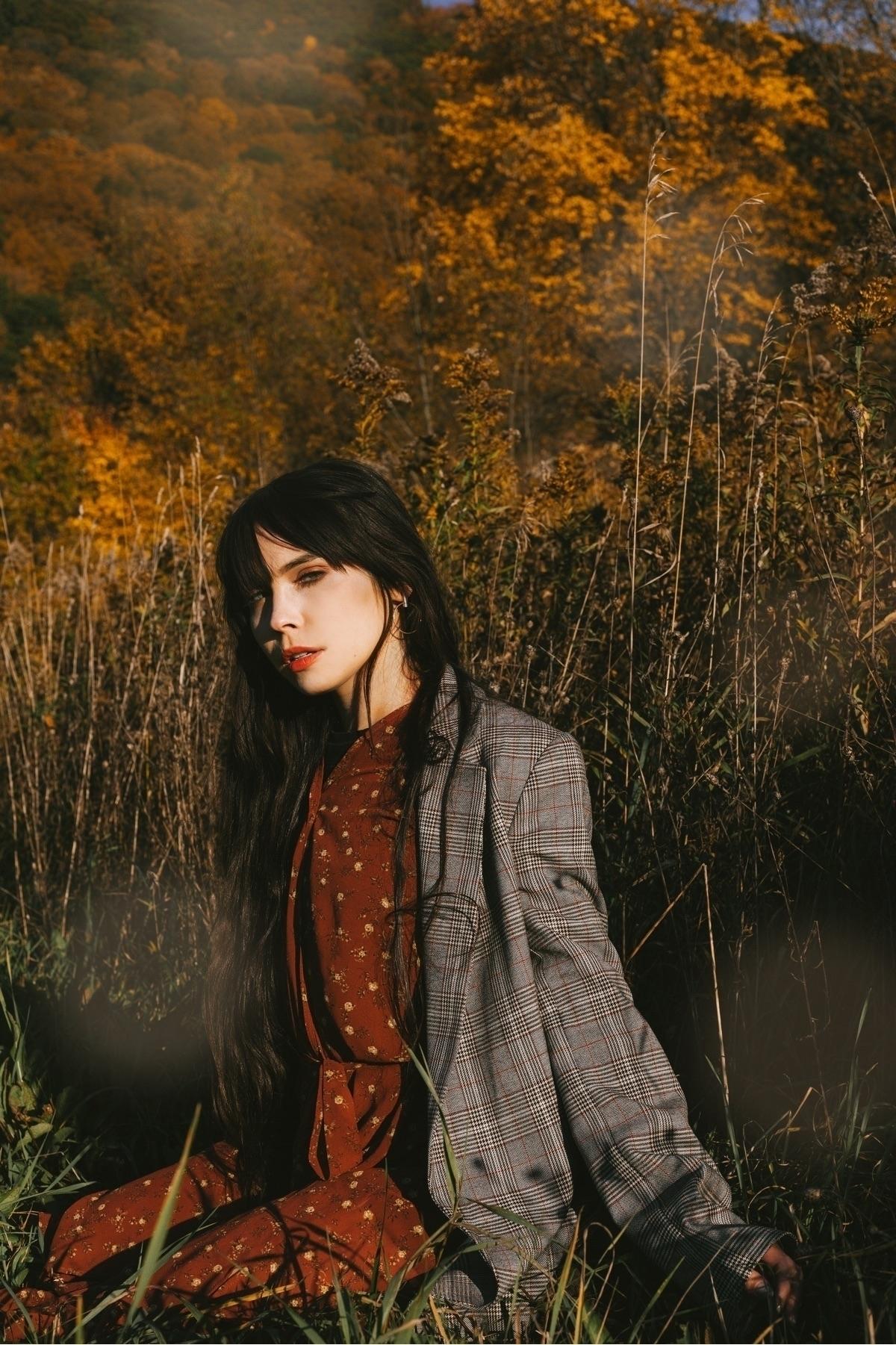 autumn days upstate York portra - racheldashae | ello