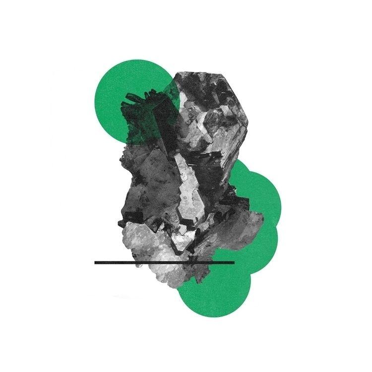 Rock Pt. II - skrewstudio, print - skrewstudio | ello