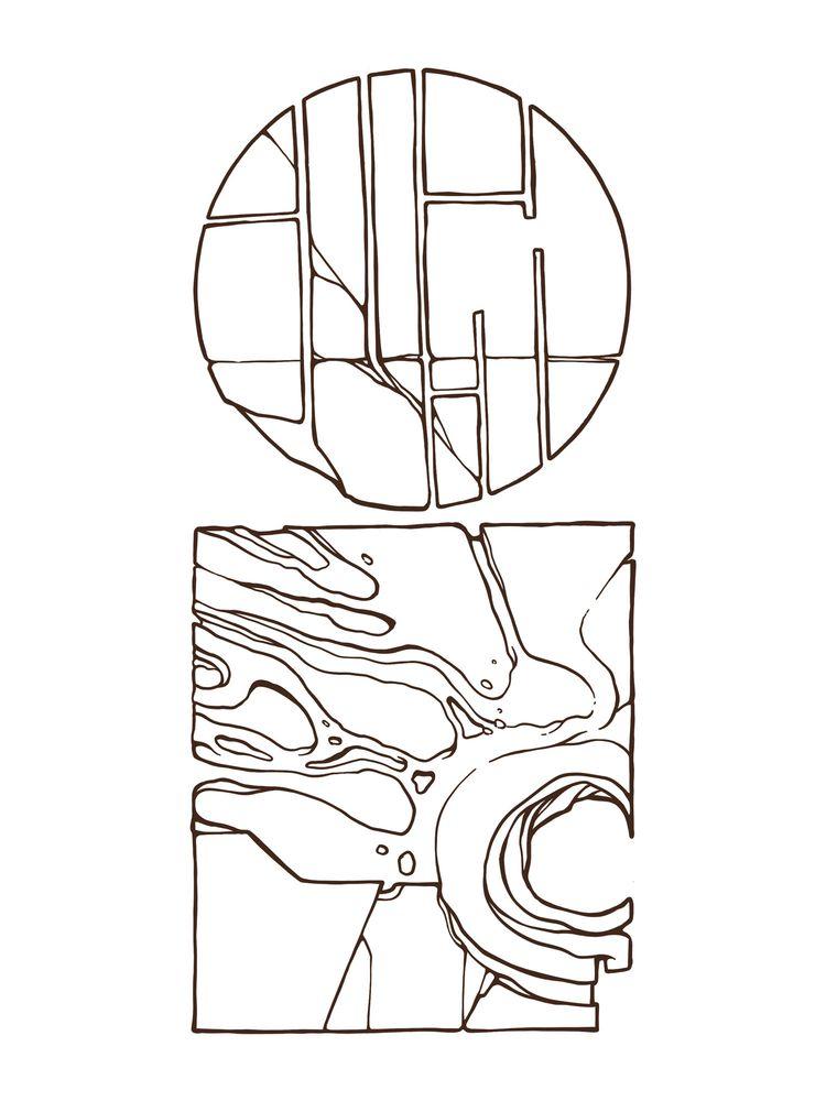 art, sketch, Baltimore, 2021 - oliver-witness   ello