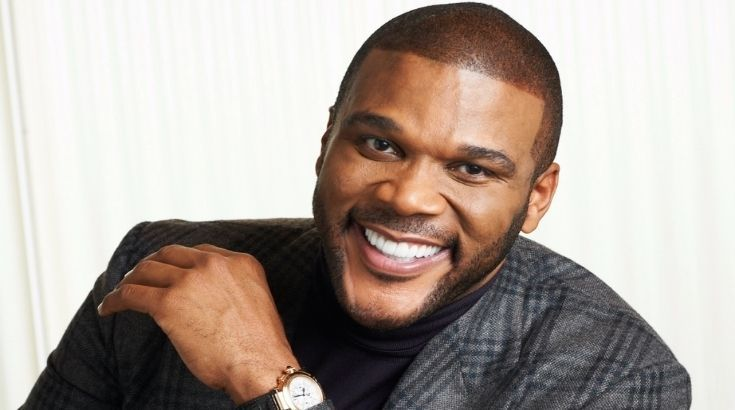 Tyler Perry famous Hollywood ac - twistterzone | ello