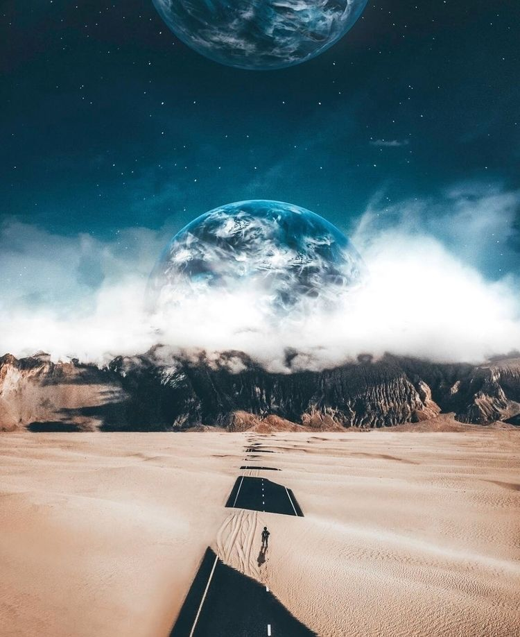 Explorer!  - photoshop, art, design - nick_asphodel | ello