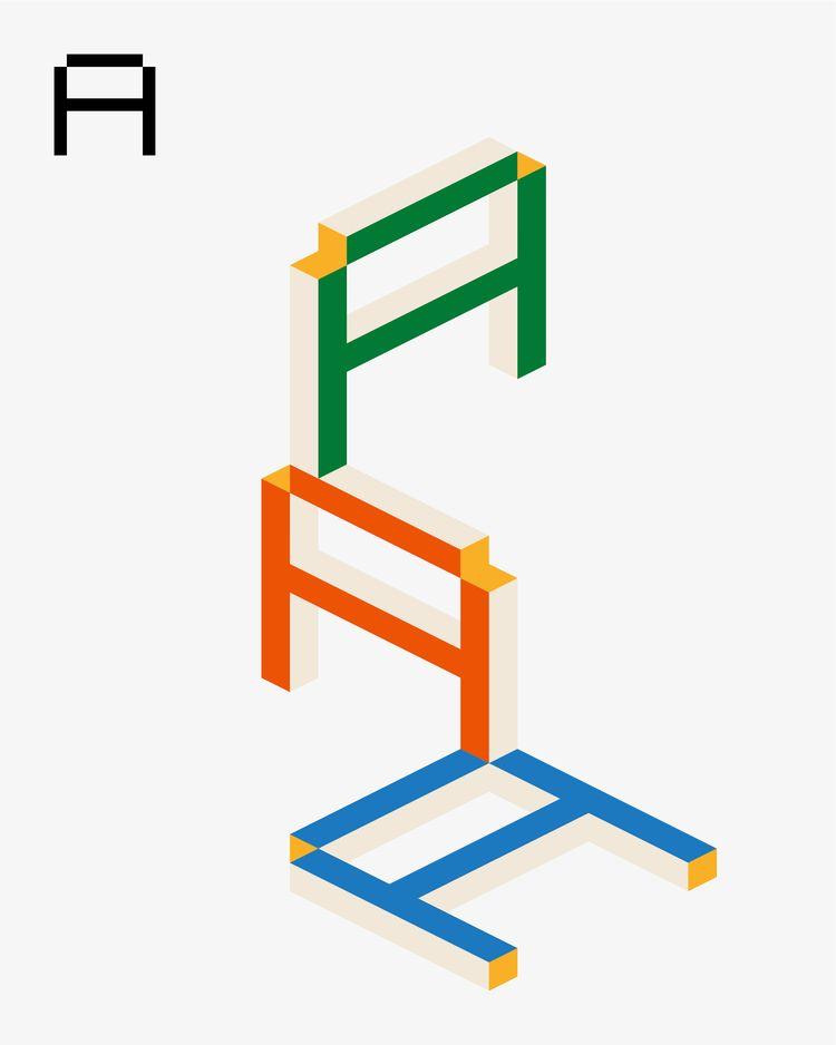 Antibes - typography, typedesign - gabrielnazoa | ello