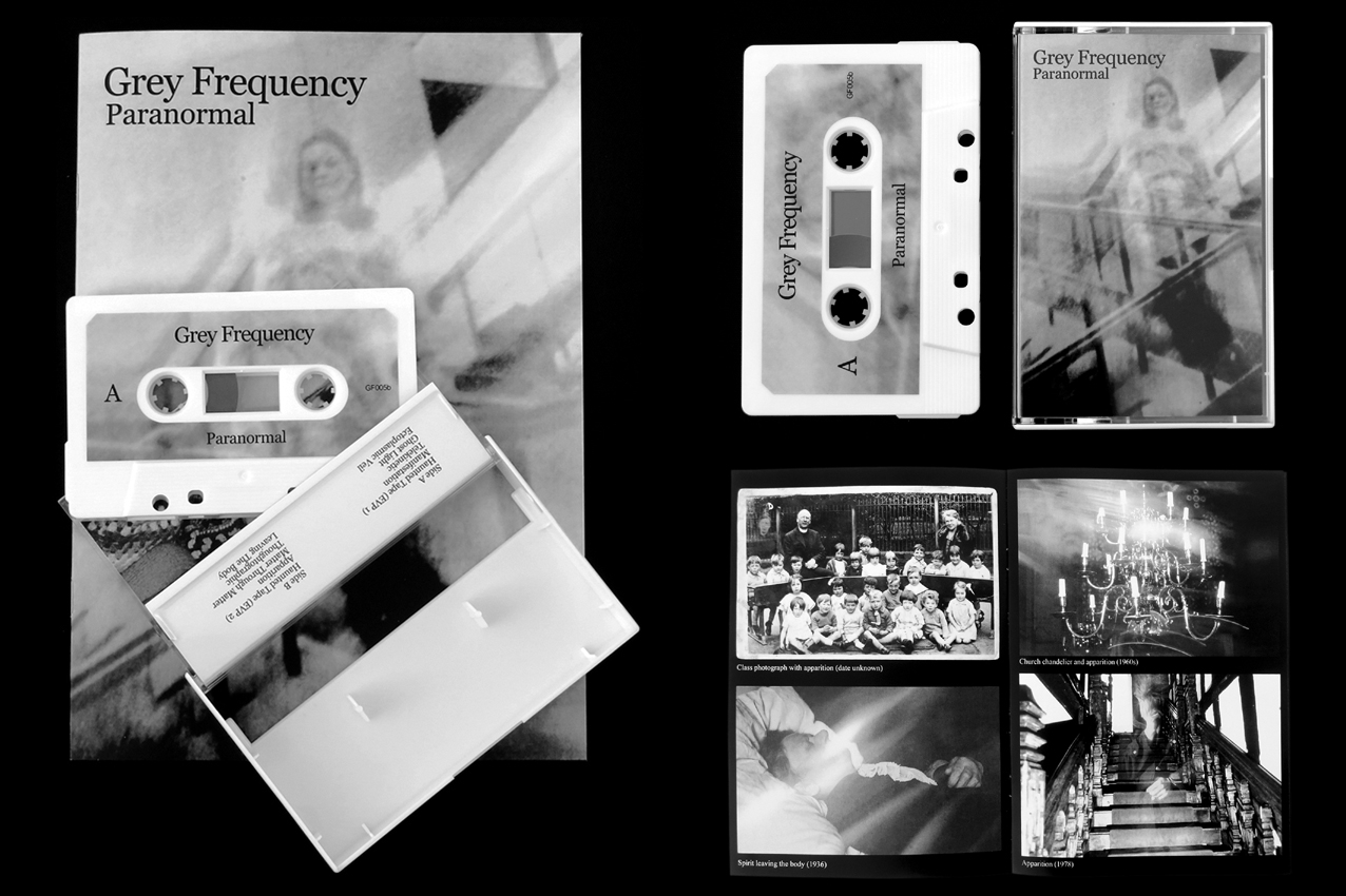 edition cassette PARANORMAL. Wh - greyfrequency | ello