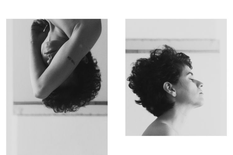 frames - blackandwhite, selfportrait - treveo | ello
