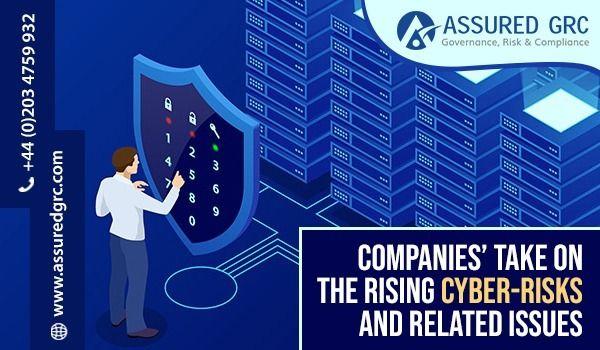 Companies' Rising Cyber-Risks R - assuredgrc   ello