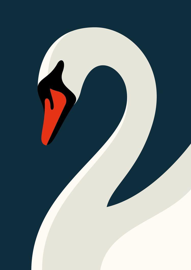 Latest - bird, illustration, print - sighjones | ello