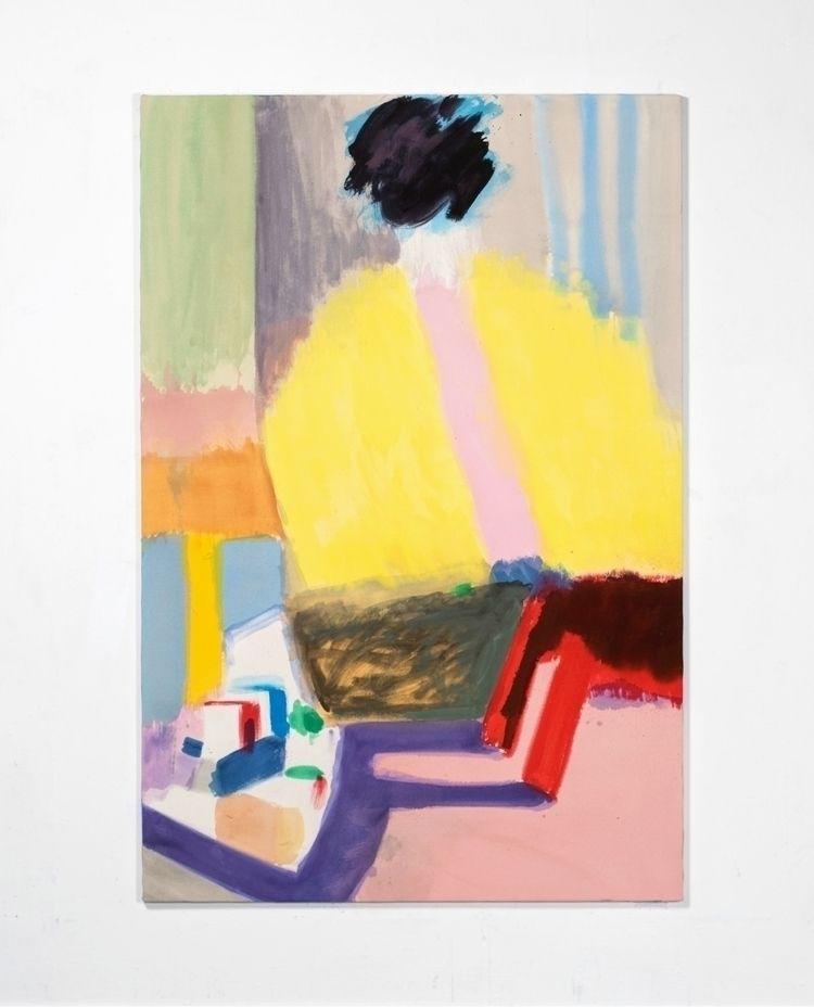 Sweets - 180x120, emulsion, canvas - shanebradfordstudio | ello