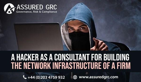 Hacker Consultant Building Netw - assuredgrc   ello