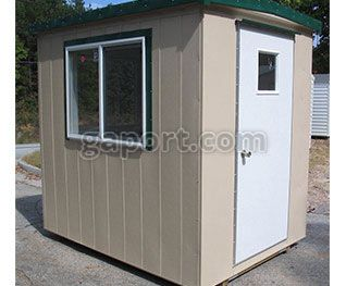 Georgia Portable Buildings desi - guardhouses | ello