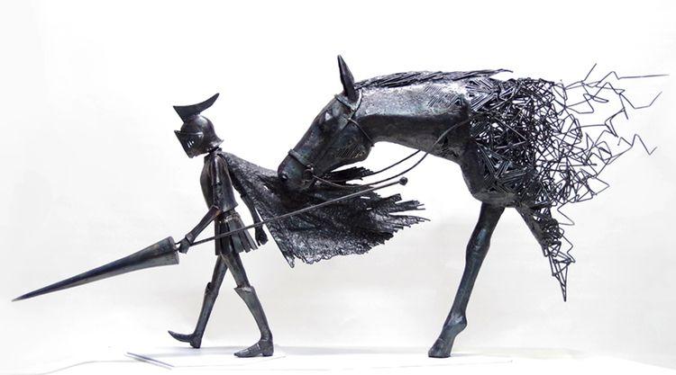 Amazing sculptures Japanese scu - nettculture | ello
