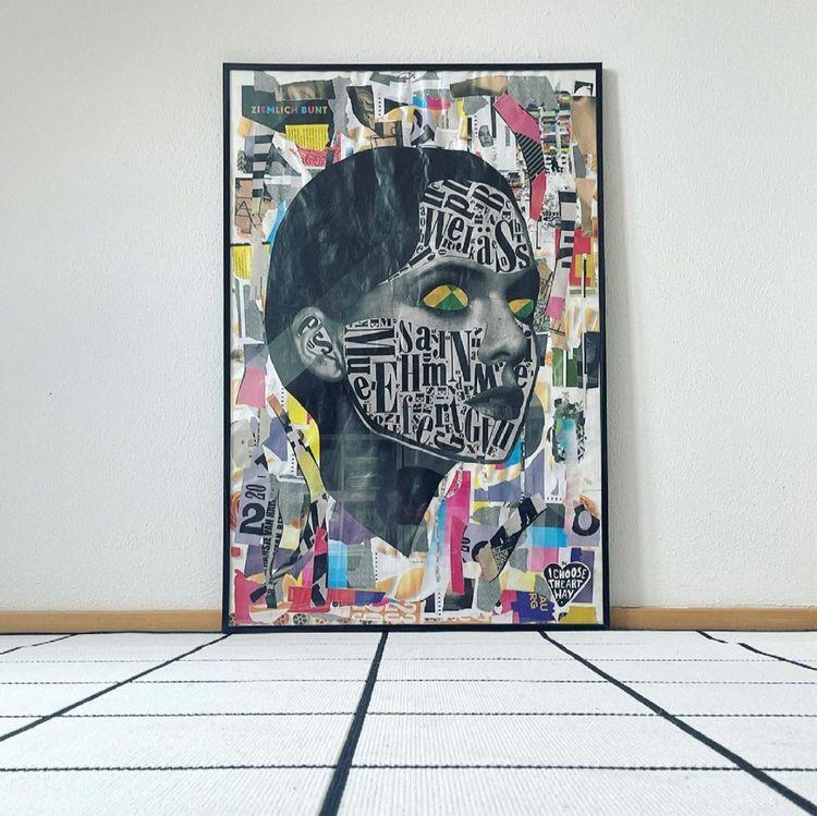 collage output result addiction - deshalbpunkt | ello