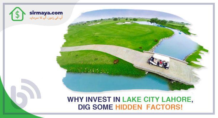 Invest Lake City Lahore, Dig Hi - hadiali   ello