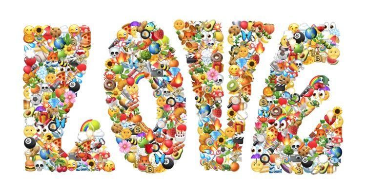 'Emoji Emotions' Hand-lettered  - jamiekirk | ello